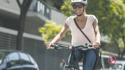 8 anledningar att köpa elcykel!