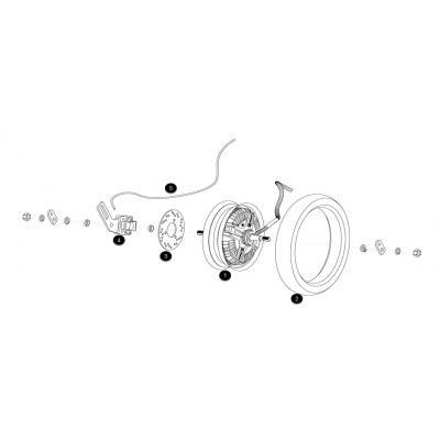 Bakbroms - Motor - Bakdäck