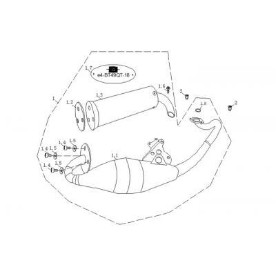 Ljuddämpare - Avgassystem