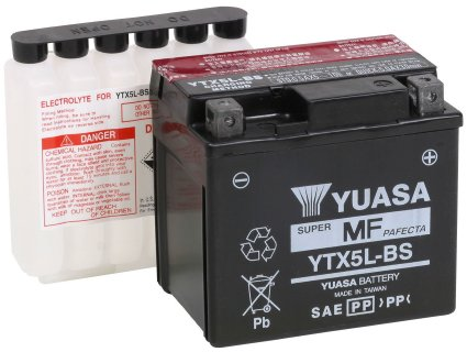 Battery Bly Ytx5l-bs