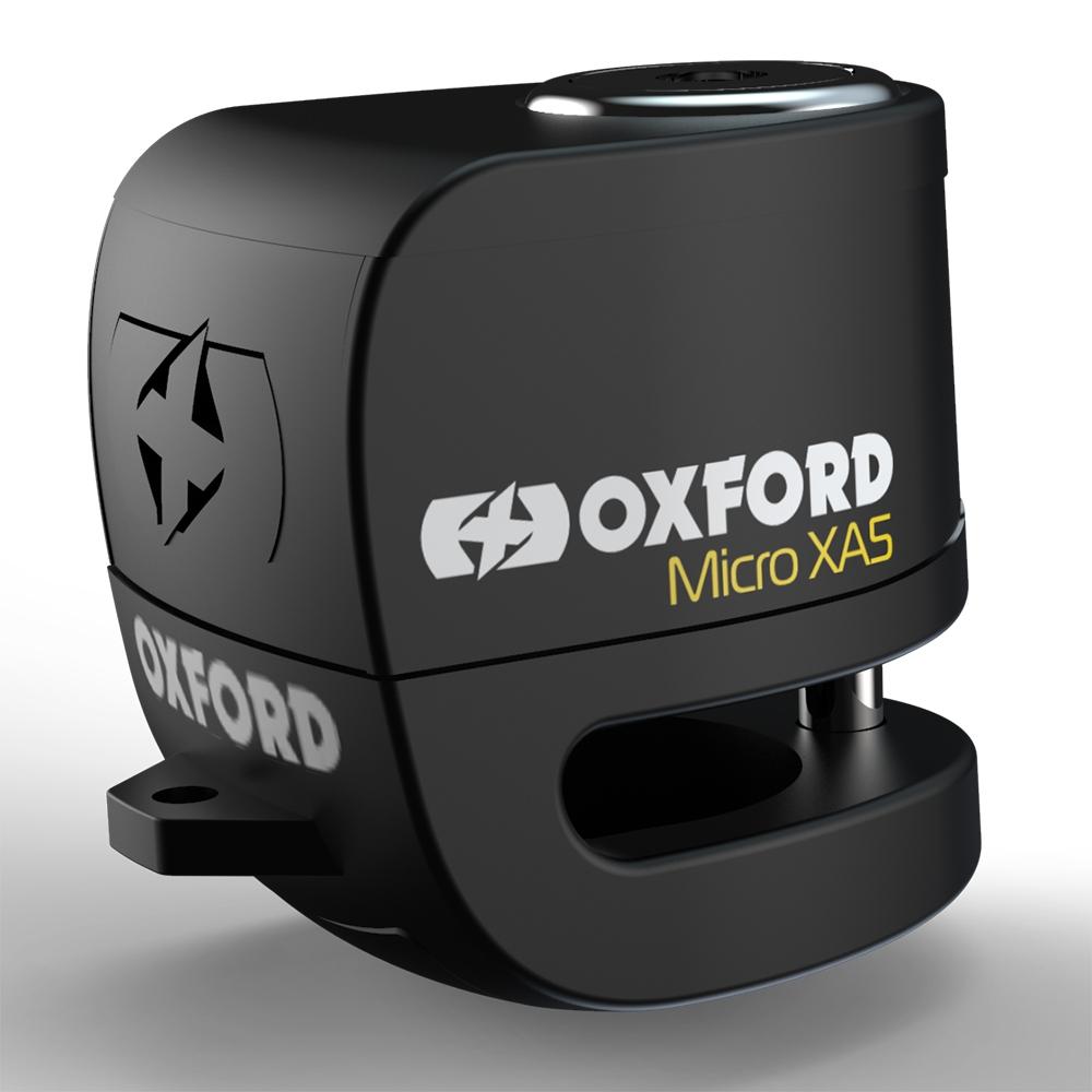 Oxford Scooter Xa5 Alarm Skivbromslås Svart