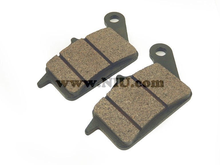 1. [E3/E4]N1S Rear disc brake pad set