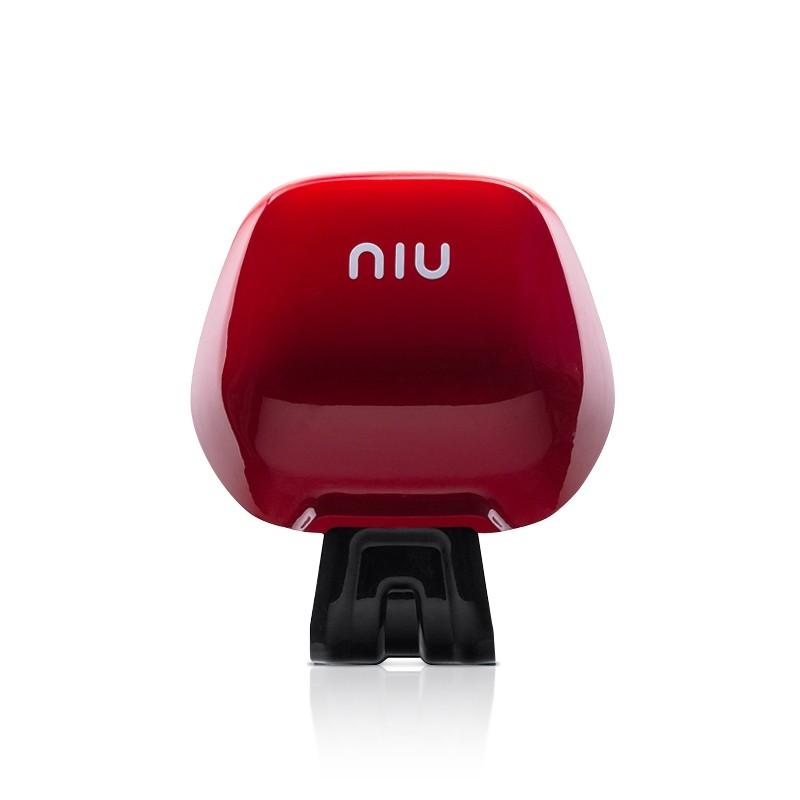 Ryggstöd NIU N-Serie Röd