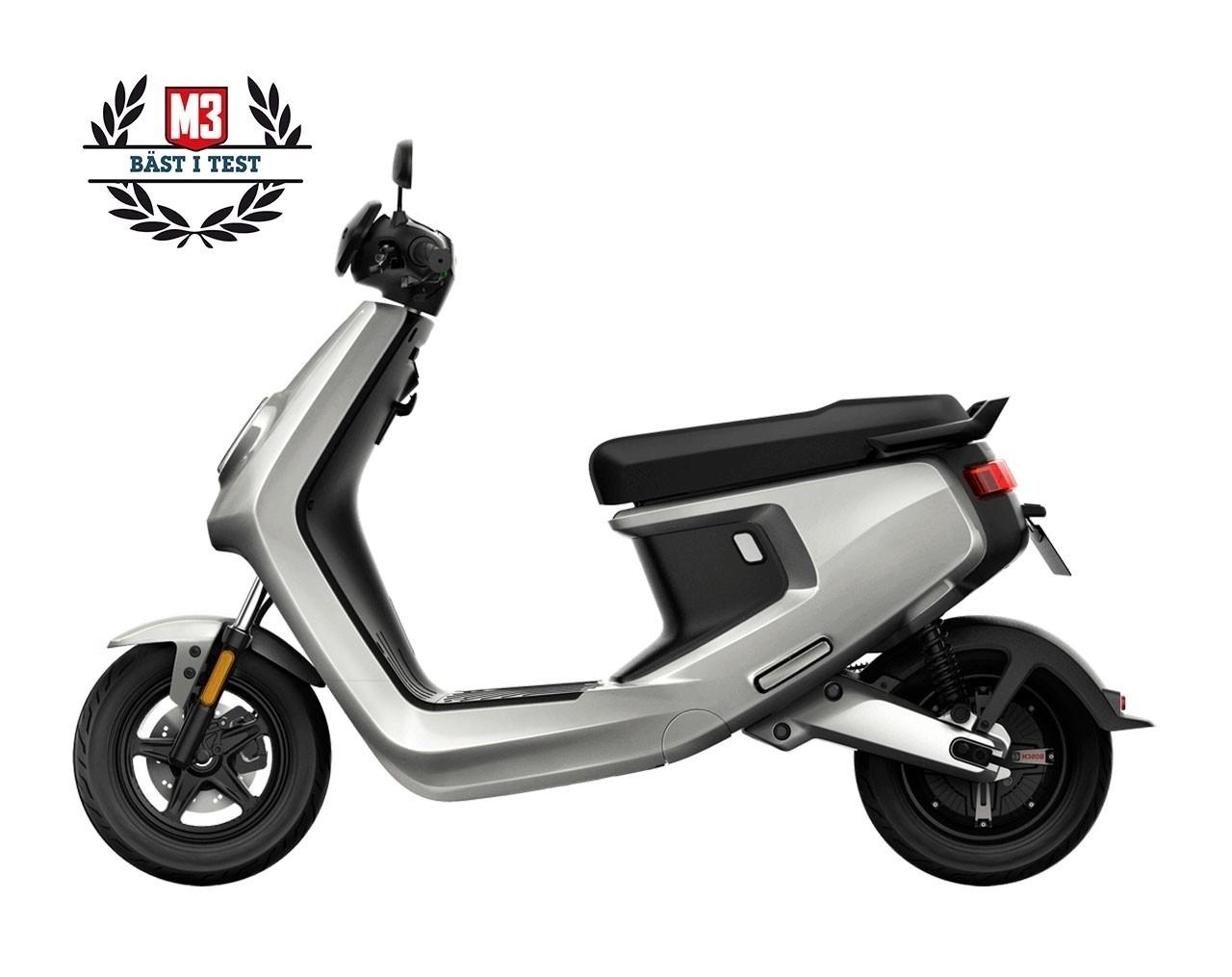 NIU MQi+ Sport 45km/h Silver