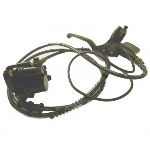 10.U-series Rear Disc brake Assembly