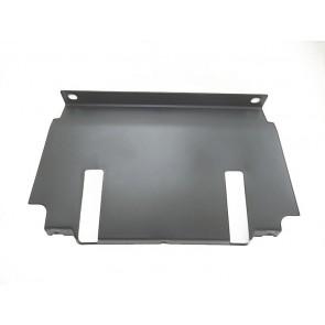 11. [E3/E4]Vehicle frame bottom plate (rear)