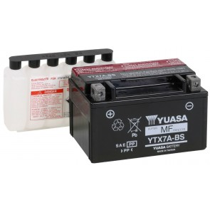 BATTERY BLY QTX7A-BS - YTX7A-BS