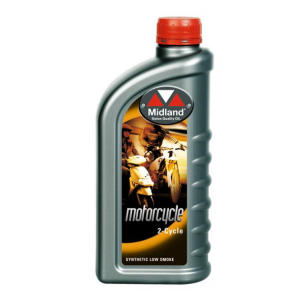 Midland MC 2-cycle Low Smoke 1L