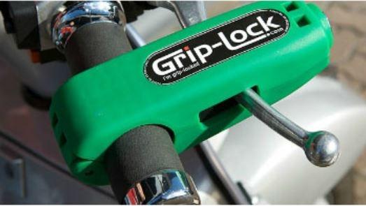 Bromshandtagslås Grip-lock Grön