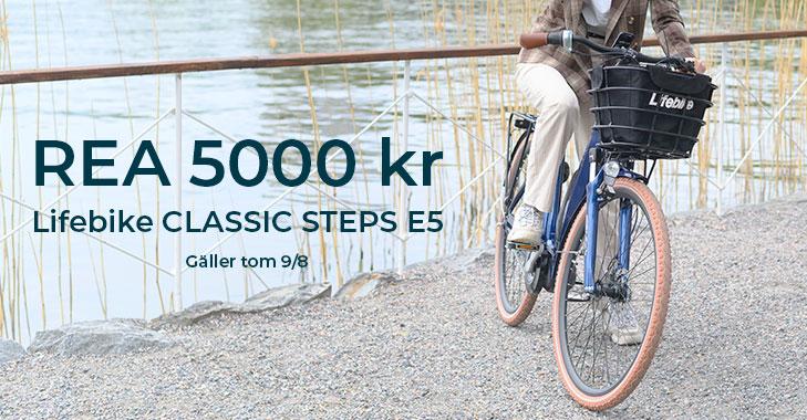 Lifebike Classic Steps E5