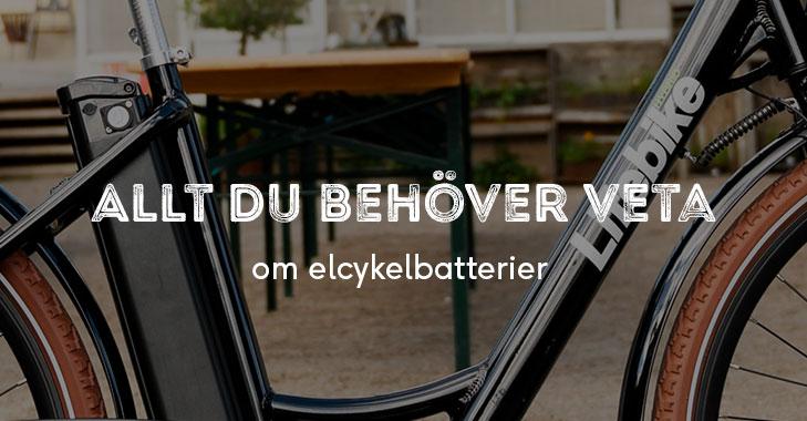 Blogginlägg elcykelbatterier