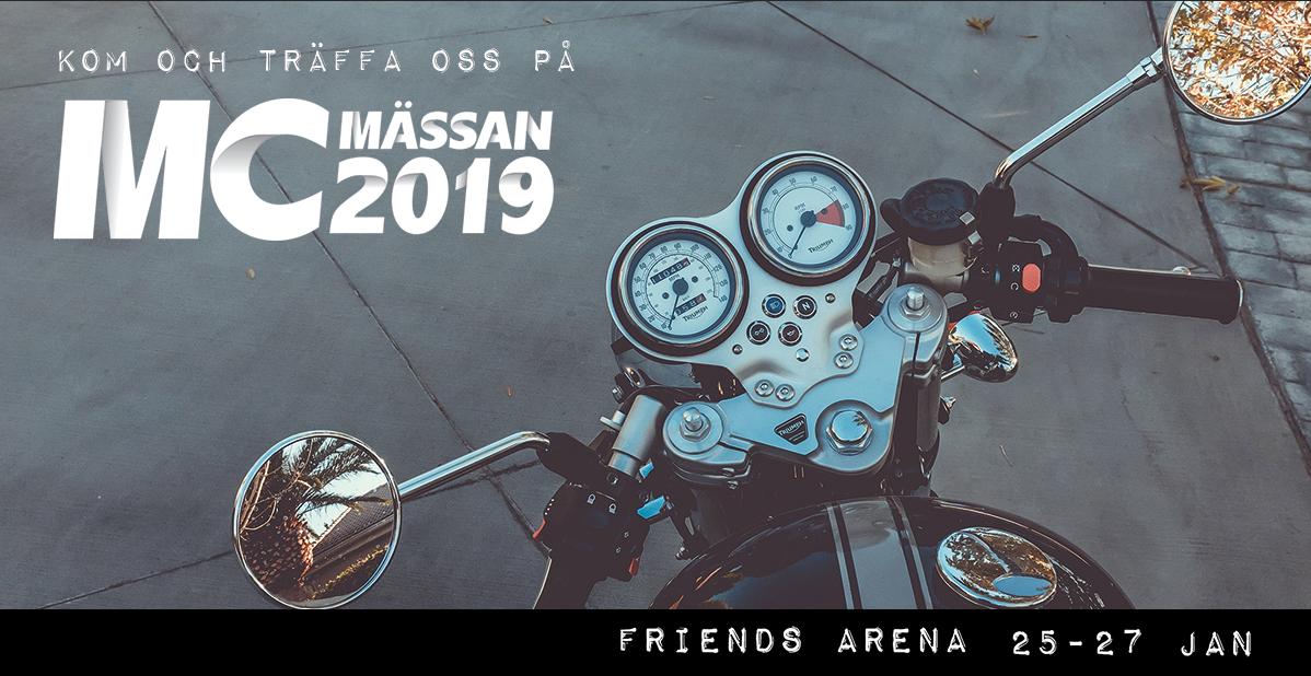 MC mässa friends arena