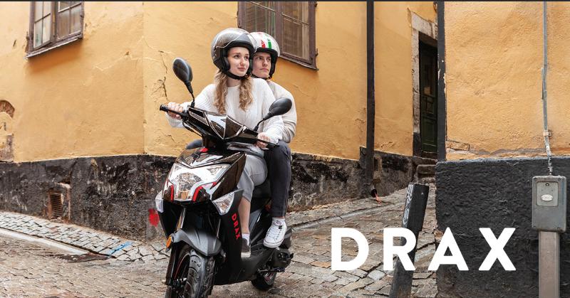 Drax mopeder