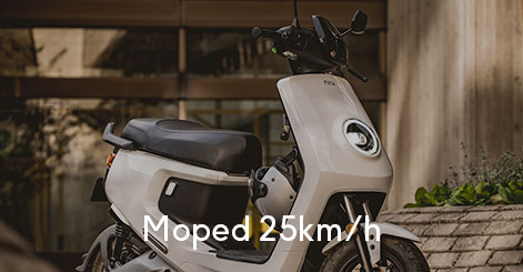 Moped klass 2 kategori