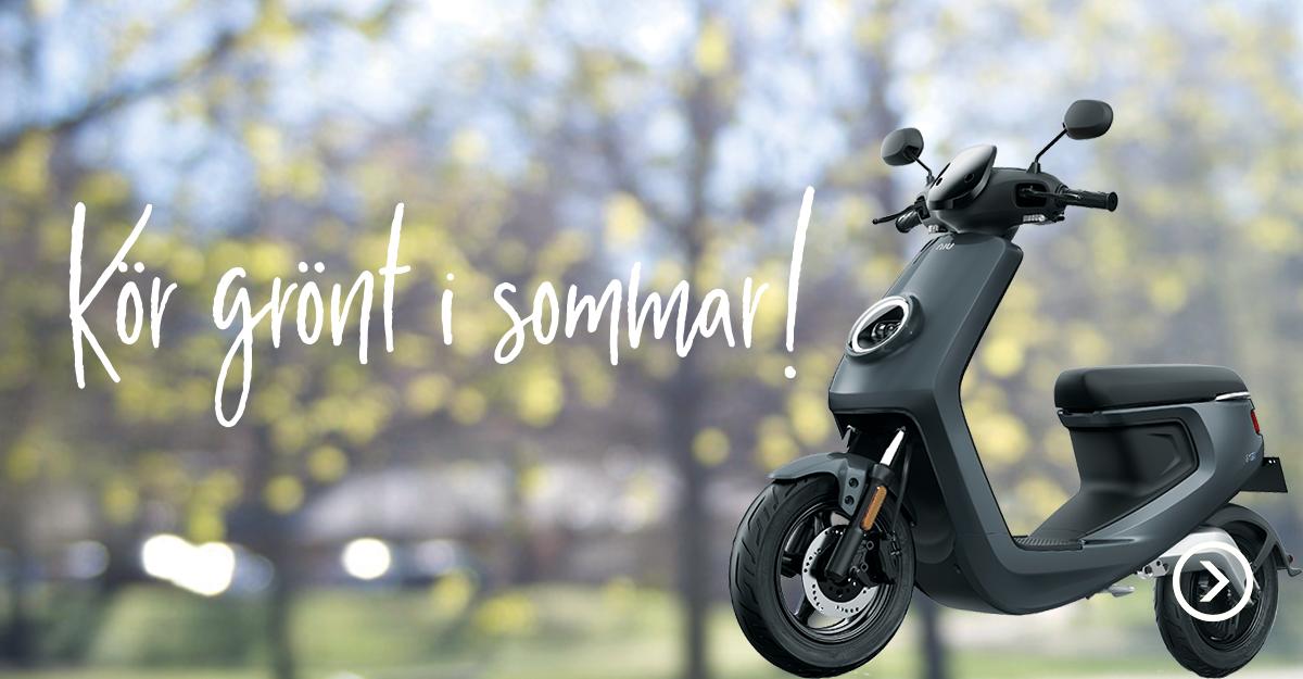 vårens finaste mopeder