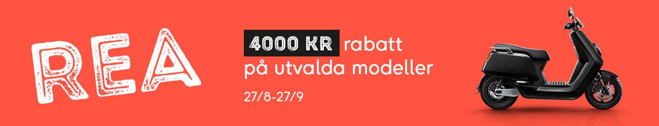4000kr rabatt