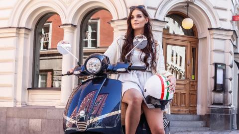 Varför ska man köpa moped?