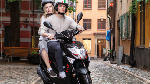8 saker att tänka på innan köp av moped!