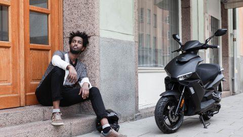 Vad är en moped?