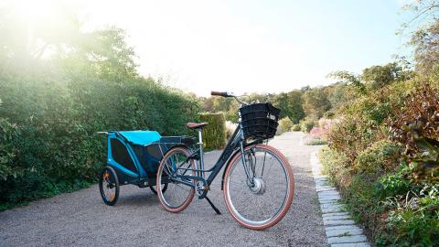 Lifebike - En elcykel av svensk design och med kvalitetskomponenter, avsedda för den svenska marknaden.