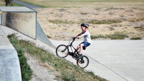 Cykelhjälm till barn