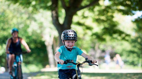 Välj rätt cykelhjälm