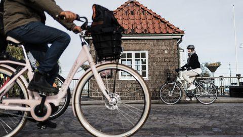 Välj rätt damcykel från Crescent